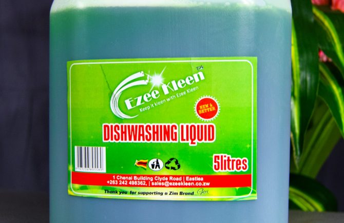 Ezee Kleen Dishwasher 3