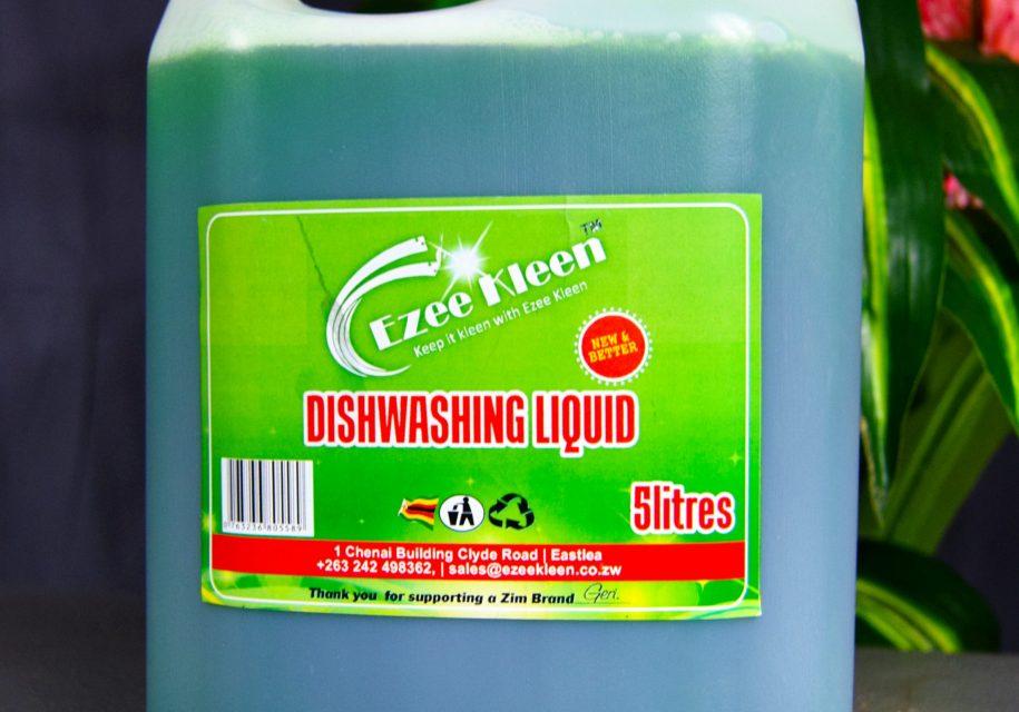 Ezee Kleen Dishwasher 3